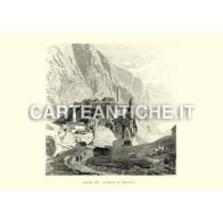 Rovine del Castello di Mesocco