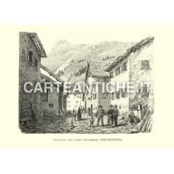 Villaggio del Reno posteriore (Hinterrhein)