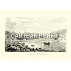Bagno e lago di San Maurizio