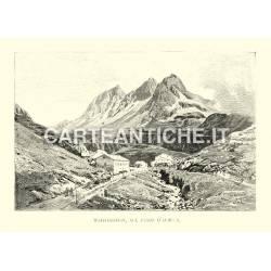 Weissenstein, sul passo d'Albula