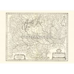 Lombardia, carta antica 02.