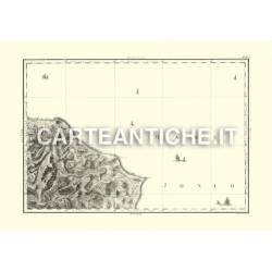 Calabria Citra verso il Golfo di Taranto (1788)