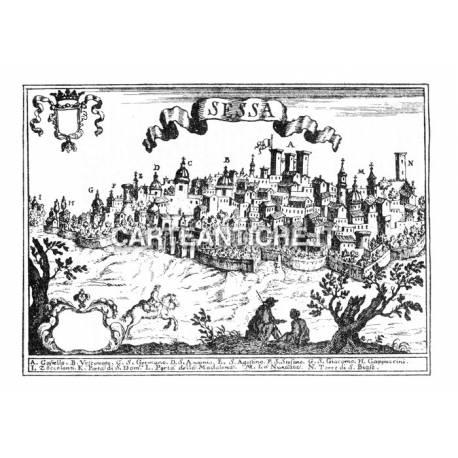Prospetti storici: Sessa aurunca