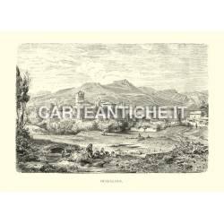 Veduta antica di Desenzano