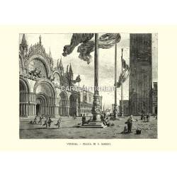Venezia, Piazza San Marco.