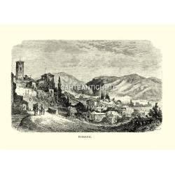 Veduta di Bassano (Veneto).