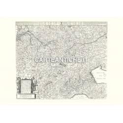 Piemonte, carta antica 01