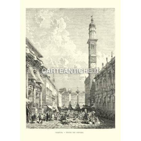 Venezia - Piazza dei Signori.