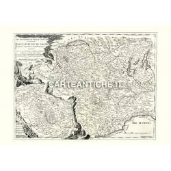 Piemonte, carta antica 02.