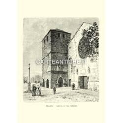 Trieste. Chiesa di San Giusto
