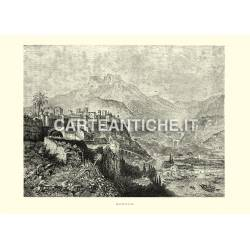 Veduta antica: Monaco