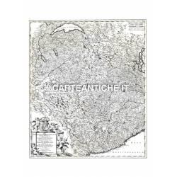 Piemonte, carta antica 06