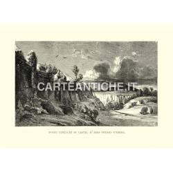 Ipogei etruschi di Castel d'asso presso Viterbo