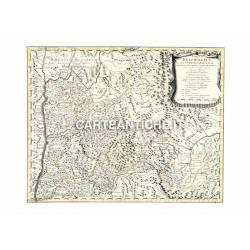Piemonte, carta antica 07