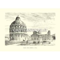 Piazza del Duomo a Pisa