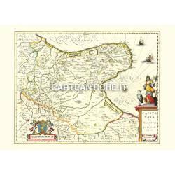 Puglia, carta antica 01.