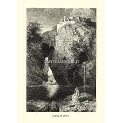 Sorrento: Bagno di Diana.