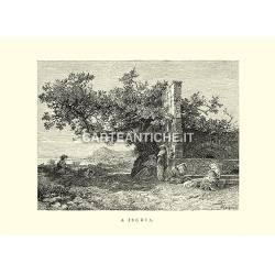 Veduta: A Ischia