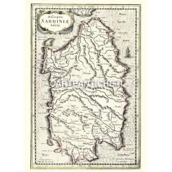 Sardegna, carta antica 02.