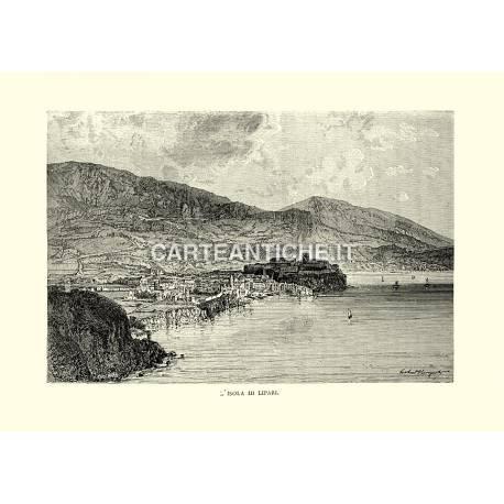 L'isola di Lipari.
