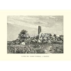 Rovine del Tempio d'Ercole, a Girgenti