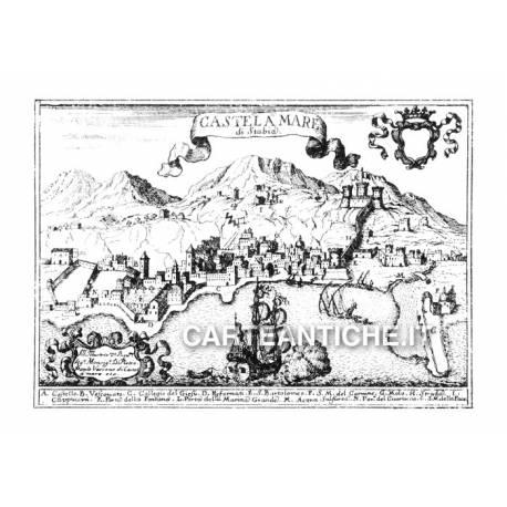 Prospetti storici: Castellammare di Stabia / Castellamare.