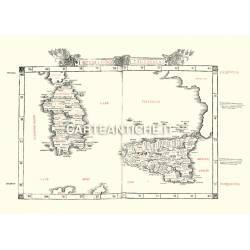 Sicilia, carta antica 01