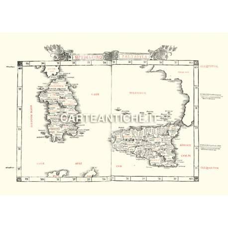 Sicilia, carta antica 01.