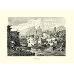 Veduta antica di Torbole