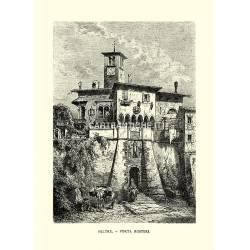 Feltre - Porta Rusteri