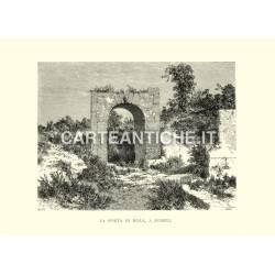 La Porta di Nola a Pompei.