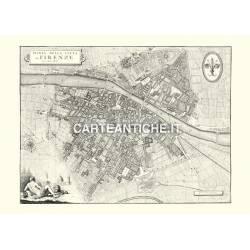Firenze, carta antica 01