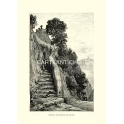 Antica scalinata di Capri