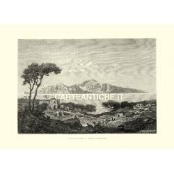 Isola di Capri - Veduta generale.