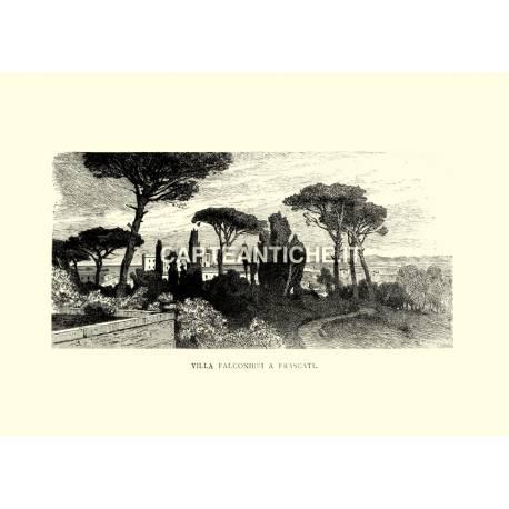 Villa Falconieri a Frascati.