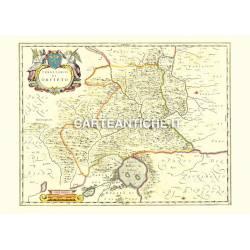 Umbria, carta antica 02.