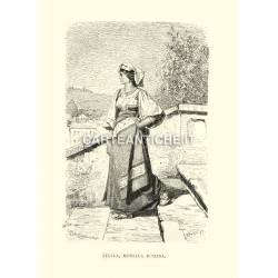 Stella, modella romana.