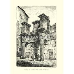Tempio di Minerva nel Foro di Nerva