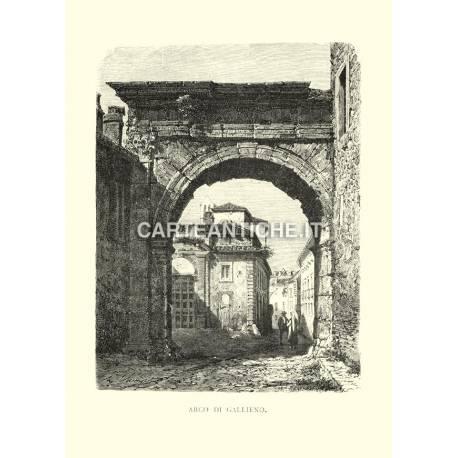 Arco di Gallieno.