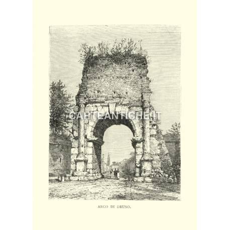 Arco di Druso.
