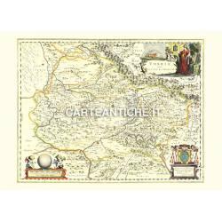 Umbria, carta antica 03