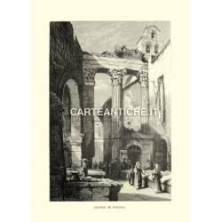 Portico di Ottavia.