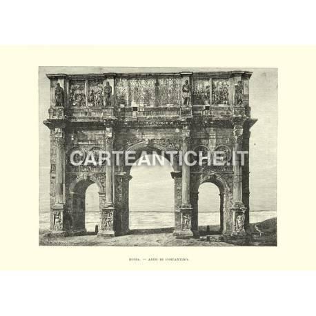Roma: Arco di Costantino.