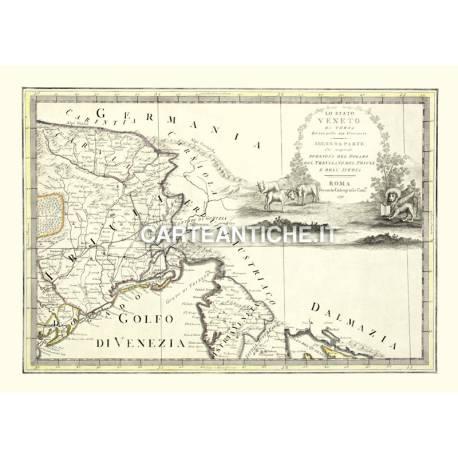 Veneto, carta antica 01.