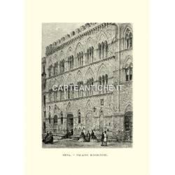 Siena. Palazzo Bonsignori.