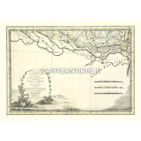 Veneto, carta antica 02.