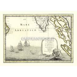 Veneto, carta antica 03.
