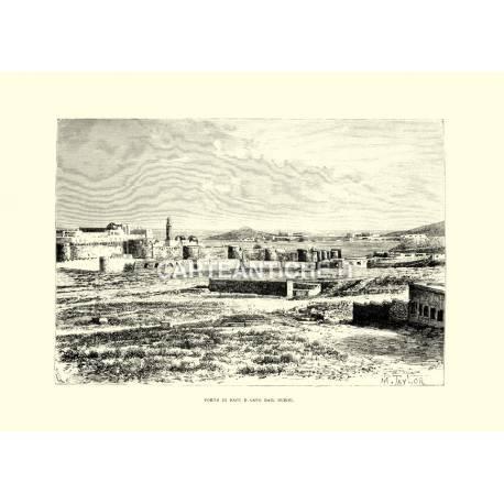 Porto di Bacu e Capo Bail Burni.