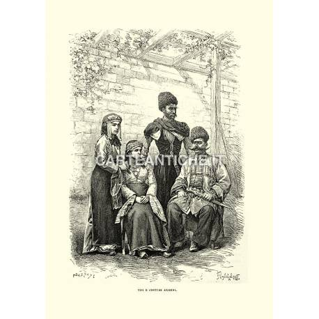 Costumi armeni.