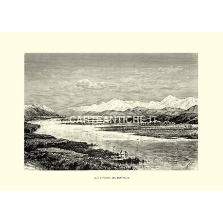 Alai e catena del Transalai.